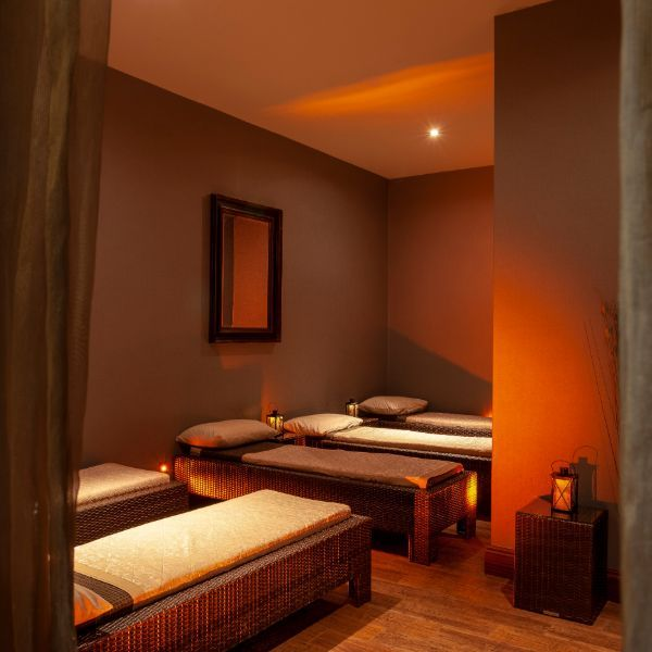Beds in Relaxation Room Serenity Spa 2