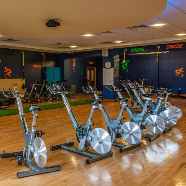 Spinzone at Carrickdale Hotel Leisure Centre